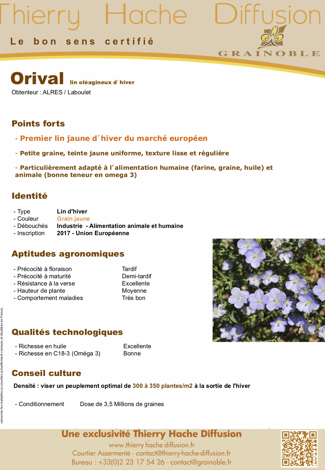orival grainoble2018